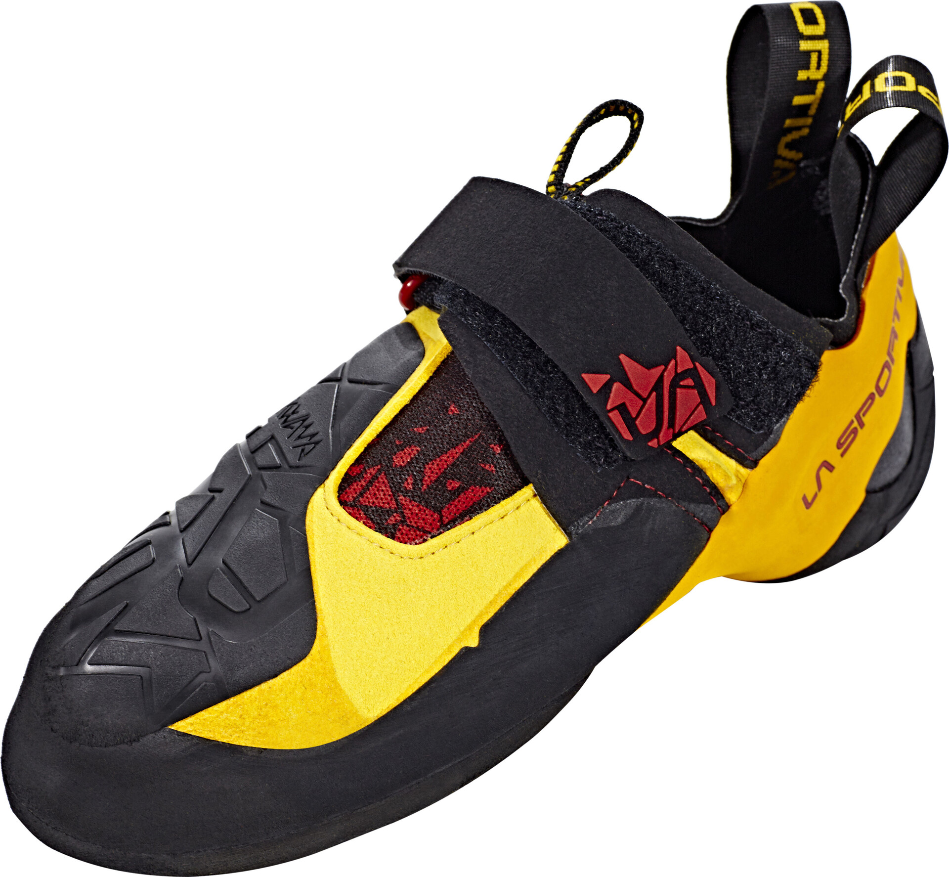 Shoes Sportiva Skwama La Climbing Blackyellow nkP0Ow8